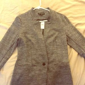 NWT Banana Republic Knit Blazer